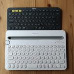 Logicool K380とK480の比較レビュー|スマホにオススメbluetoothキーボード