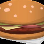 2020年3月18日 ハンバーガー屋