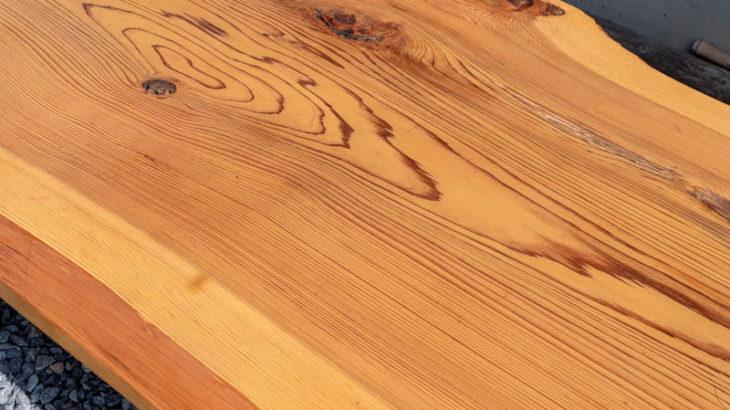 ウッドデッキをDIYでクリアの油性木材防腐剤クレオトップを施工した