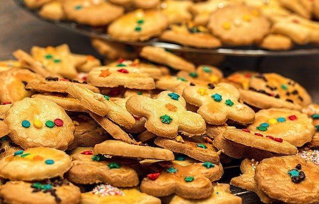 2020年3月11日 米粉クッキー