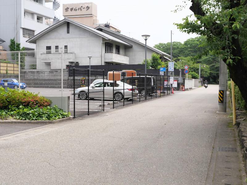 岐阜公園 ちびっこ天下広場 遊具や設備などの写真