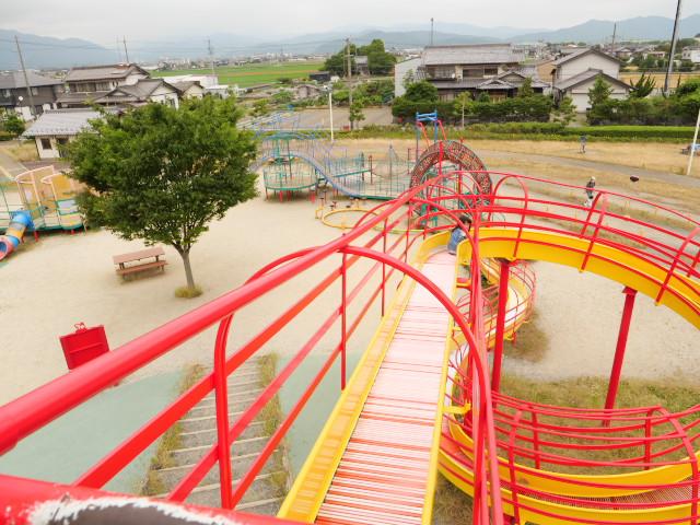 岐阜県のおすすめの公園 遊具や設備の写真