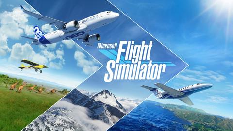 Microsoft Flight Simulatorが100円で遊べる! [XBox Game Pass]