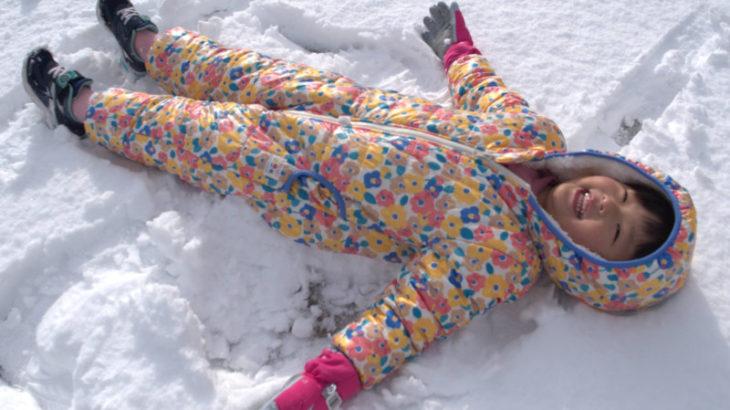 2021年1月10日 雪遊び